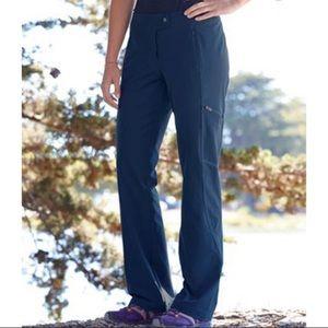 Title Nine Black Genie Hiking Pants Activewear
